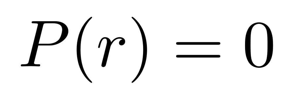 Raíz de un polinomio | totumat.com