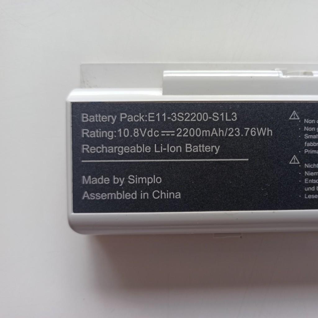 Especificaciones de Batería de Canaima | totumat.com