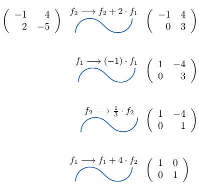 Método de Reducción Gaussiana | totumat.com