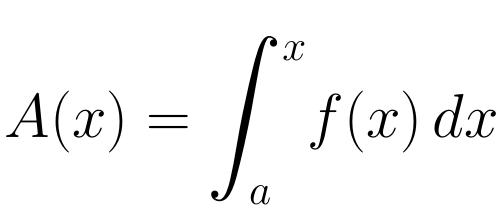 El Teorema Fundamental del Cálculo, Parte I | totumat.com