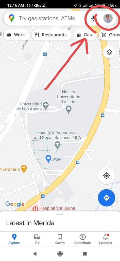 Compartir tu ubicación en tiempo real usando Google Maps | totumat.com