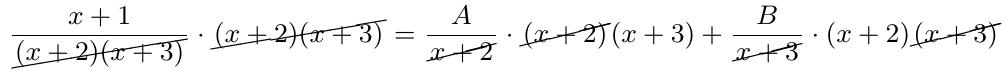 Fracciones Simples Caso I | totumat.com